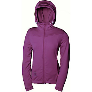 66° NORTH Hengill Fleecejacke Damen lila