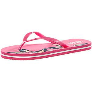 Maui Wowie Summer Zehensandalen Damen pink/weiß