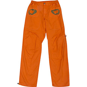 E9 Rondo Art Kletterhose Herren orange