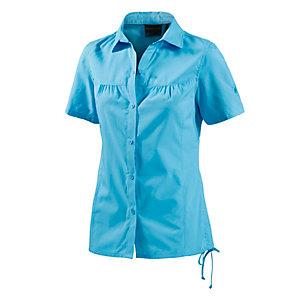 Mammut Valin Shirt Funktionsbluse Damen hellblau
