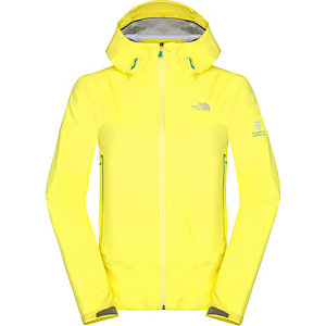The North Face Point Five Outdoorjacke Damen gelb