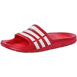 adidas Duramo Slide Sandalen Mädchen pink