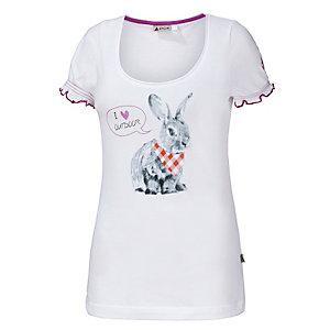 OCK Printshirt Damen weiß