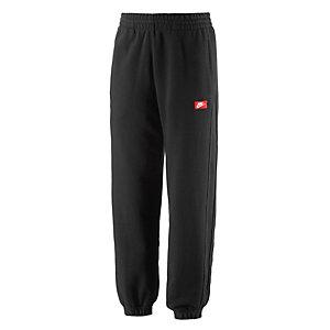 Nike YA JDI Cuff Sweathose Jungen schwarz