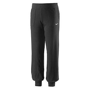 Nike N40 J Cuff Sweathose Mädchen schwarz