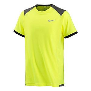 Nike Miller Laufshirt Jungen gelb