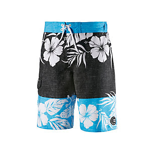 Billabong Back Yard Boardshorts Jungen blau/anthrazit