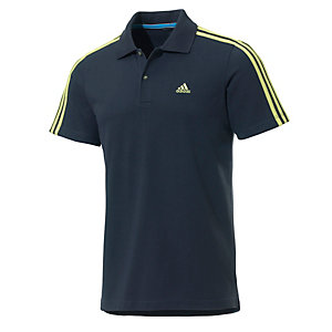 adidas Poloshirt Herren dunkelblau