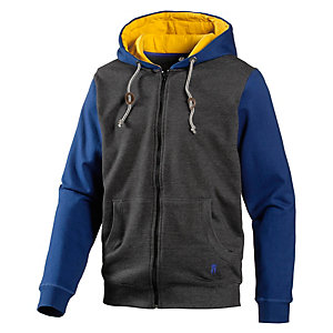Neighborhood Sweatjacke Herren anthrazit/marine