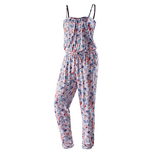 Neighborhood Jumpsuit Damen blau/bunt