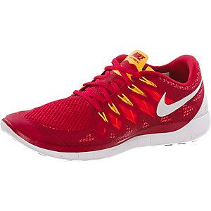 Nike Free 5.0 Herren Schwarz Orange