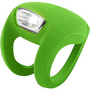 Knog Frog Strobe Fahrradbeleuchtung grün