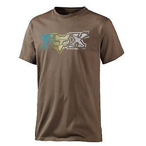 Fox Crazed T-Shirt Herren braun