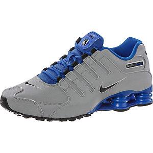 Nike Shox Herren Blau