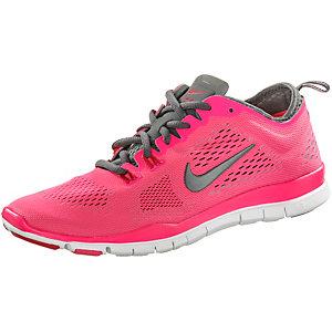 Nike Free 5.0 Damen Rot Gelb