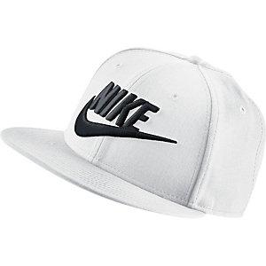 Nike True-Snapback Cap weiß
