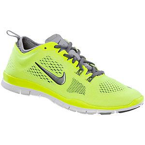 Nike Free Gelb Grau
