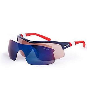 Nike Show X1 Sportbrille schwarz/rot