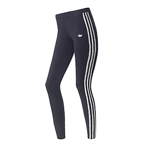 adidas leggings damen schwarz wei im online shop von sportscheck. Black Bedroom Furniture Sets. Home Design Ideas