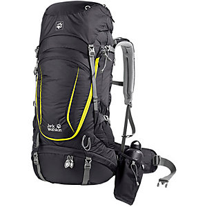 Jack Wolfskin Highland Trail XT 50 Trekkingrucksack schwarz