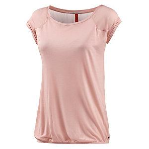 oliver t shirt damen rose 0 s oliver denim t shirt aus der qs linie. Black Bedroom Furniture Sets. Home Design Ideas