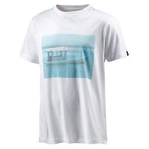 WLD Slow boat T-Shirt Herren weiß