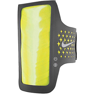 Nike Armtasche neongelb/grau