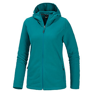 SALEWA Buffalo Fleecejacke Damen türkis