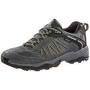 OCK Schuh Sierra Wanderschuhe schwarz/grau