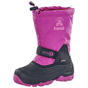 Kamik Waterbug Winterschuhe Kinder pink