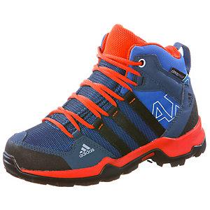 adidas ax2 mid wanderschuhe mädchen blau orange 0 adidas ax2 mid