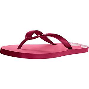 adidas Adisun W Zehensandalen Damen pink/weiß