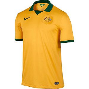 Nike Fußball Heimtrikot Australien Herren gelb/grün