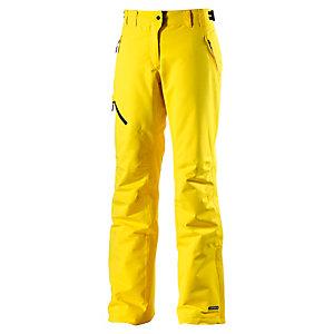 Skihose gelb