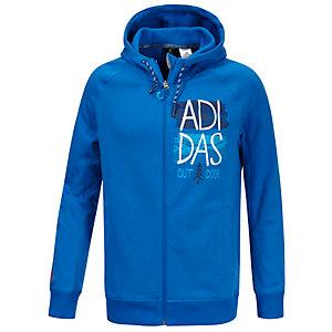adidas Hoodie Herren blau
