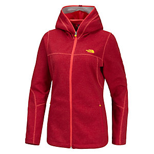 The North Face Andermatt Strickfleece Damen pink