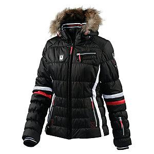 icepeak caia skijacke damen schwarz im online shop von sportscheck kaufen. Black Bedroom Furniture Sets. Home Design Ideas