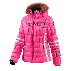 icepeak caia skijacke damen pink im online shop von. Black Bedroom Furniture Sets. Home Design Ideas