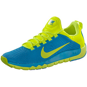 Nike Free 5.0 Blau Neongelb