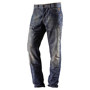 Neighborhood Loose Fit Jeans Herren dirty denim