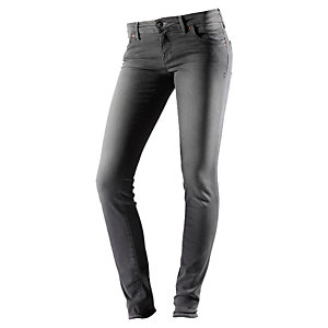 Campus Skinny Fit Jeans Damen grau