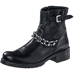 Buffalo Bootie Damen schwarz
