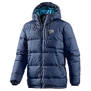 Jack & Jones Tech. Sorio Kapuzenjacke Herren navy