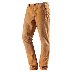 GARCIA Straight Fit Jeans Herren senf