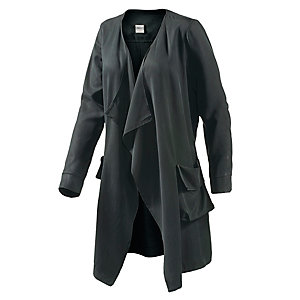 OBJECT Blazer Damen anthrazit