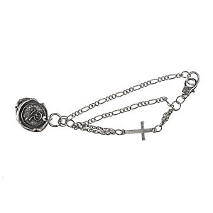 REPLAY Armband Damen silber