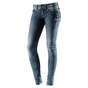 G-Star Lynn Skinny Fit Jeans Damen used denim