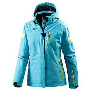 White Season Skijacke Damen hellblau