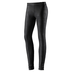 TOM TAILOR Leggings Damen schwarz