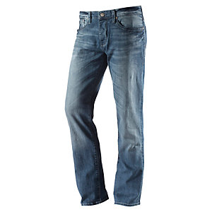 Mavi Pierre Straight Fit Jeans Herren light denim